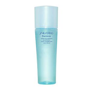 shiseido pureness softener