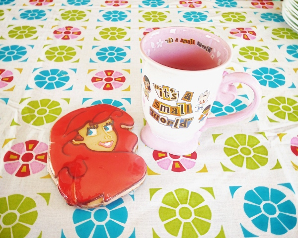 Small World Mug   photo by Melanie Ritchie