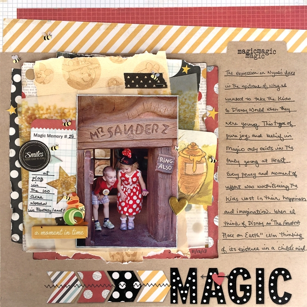 Magic | Melanie Ritchie