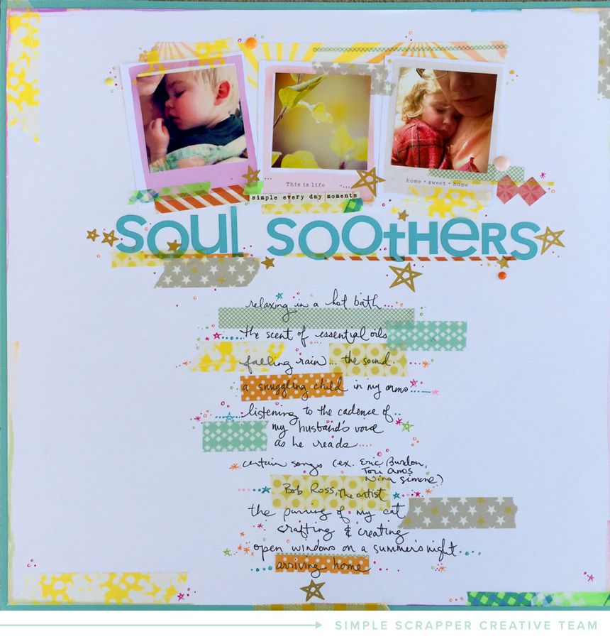 Soul Soothers | Melanie Ritchie