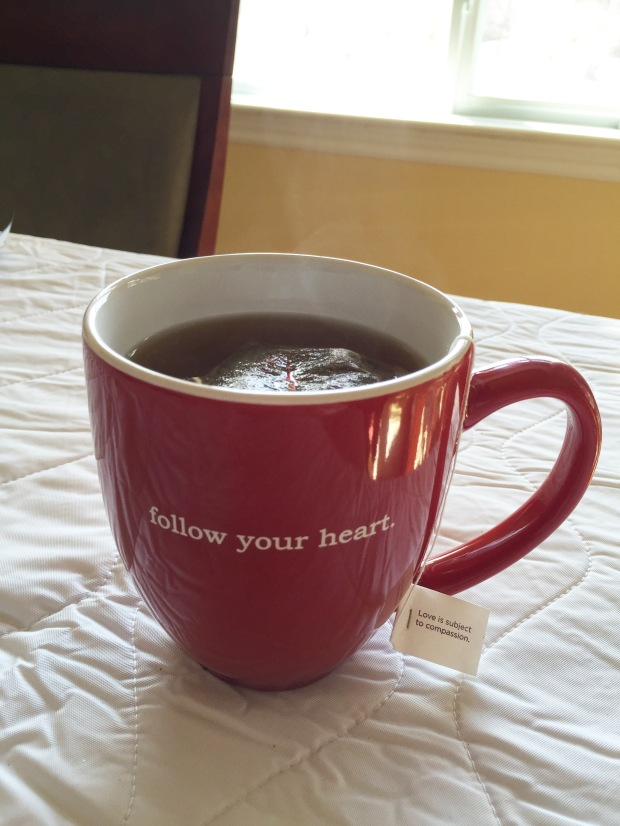 Yogi Tea Bag Message | Melanie Ritchie