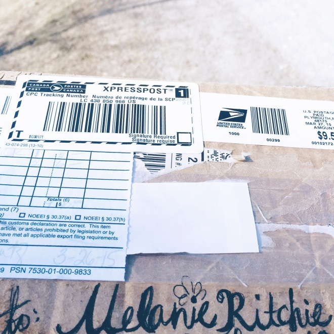 Happy Mail | Melanie Ritchie