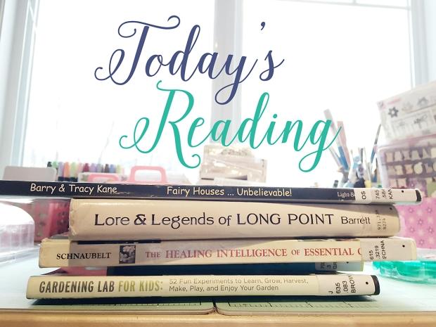 Reading List | Melanie Ritchie