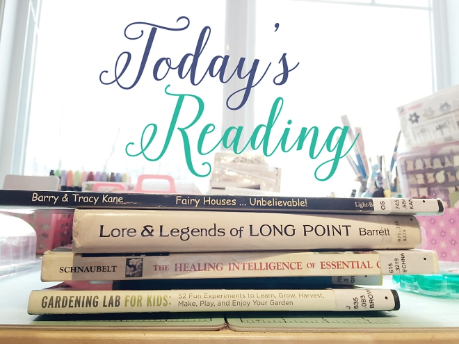 Reading List | Melanie Ritchie