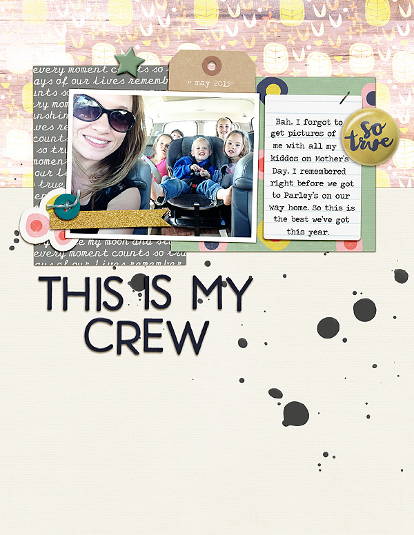 This Is My Crew by Kate Christensen