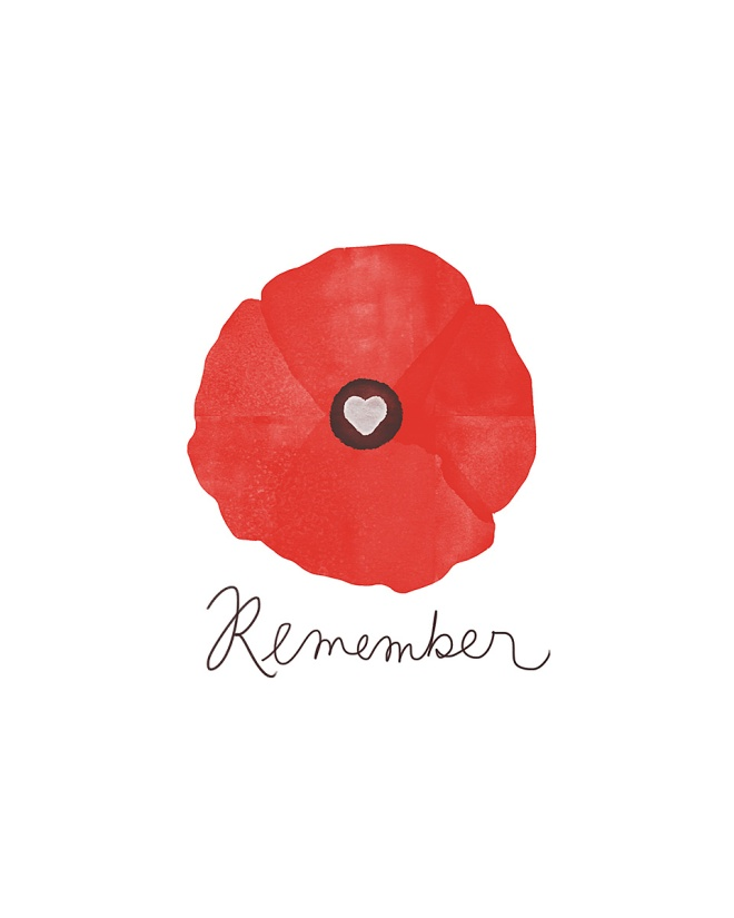 Remembrance Day Poppy | Melanie Ritchie