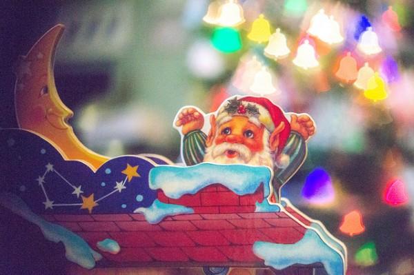 Little Elf | Melanie Ritchie