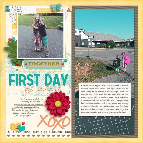 1stday | Melanie Ritchie