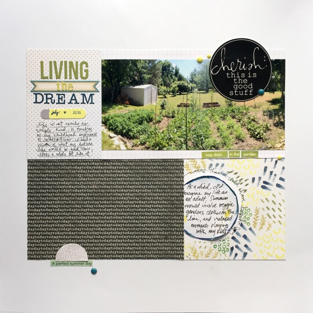living the dream | Melanie Ritchie