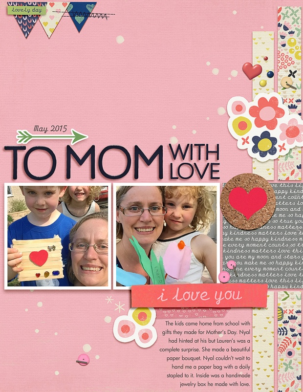 to mom | Melanie Ritchie
