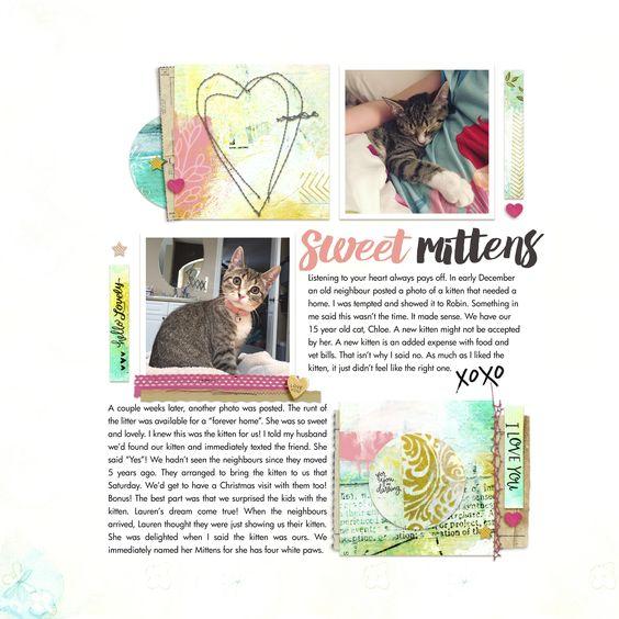 sweetmittens | Melanie Ritchie
